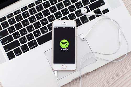 Spotify como herramienta del marketing online