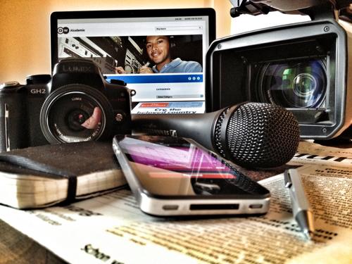 Las redes sociales como herramientas para periodistas