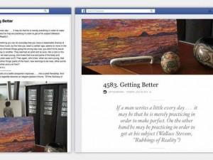 notas de facebook formato ejemplo
