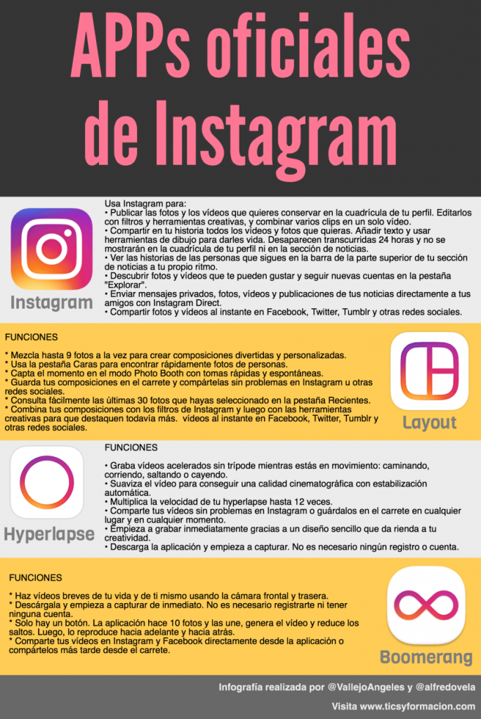 aplicaciones para tus stories de Instagram
