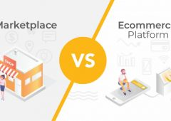 Diferencias entre marketplace y ecommerce